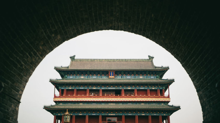 Architecture Beijing Built Structure China Culture Documentary History International Landmark Old Buildings Religion Shantou Traveling