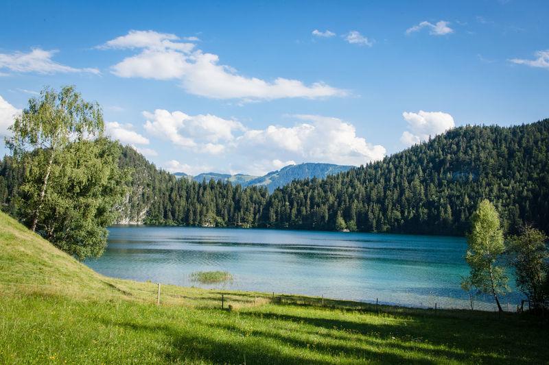 Alpensee Mountain Lake