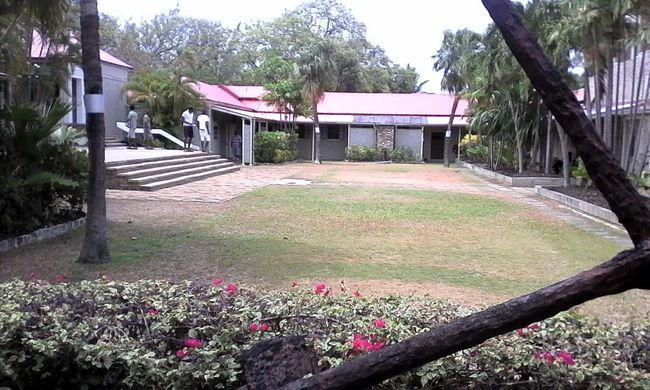 This is one of my favorite places in Barbados it is the Barbados Museum