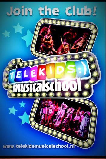 Telekids musicalschool Beesd!!