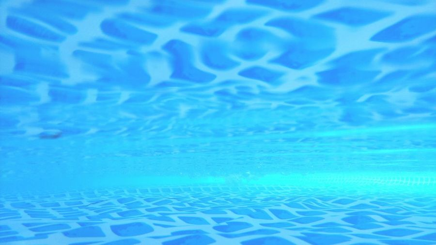 Blue Water Swimming Pool Reflection No People Backgrounds Nature Refraction Day Freshness Cold And Frosty Cold Water New Pool Home