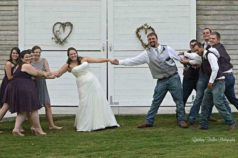 Firstwedding Becomingblankingship September122015 Thebarnatforevermorefarm @forevermore_farm_
