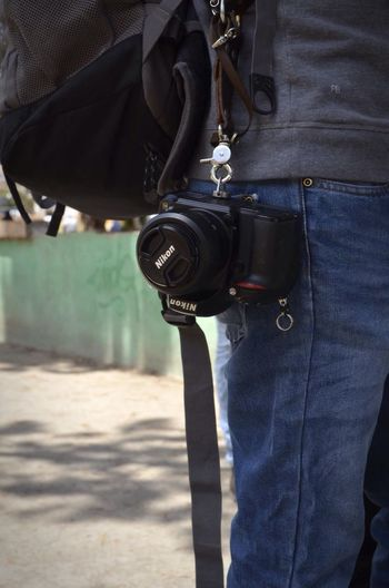 Photographer People Nikon Camera - Photographic Equipment Camera Perspective Capture The Moment