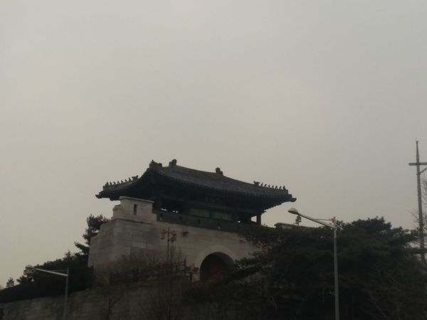 Hyewha door History Place Of Worship Castle