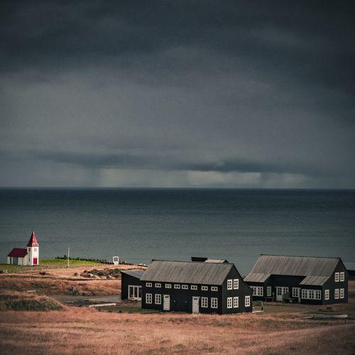 Sea Storm Cloud