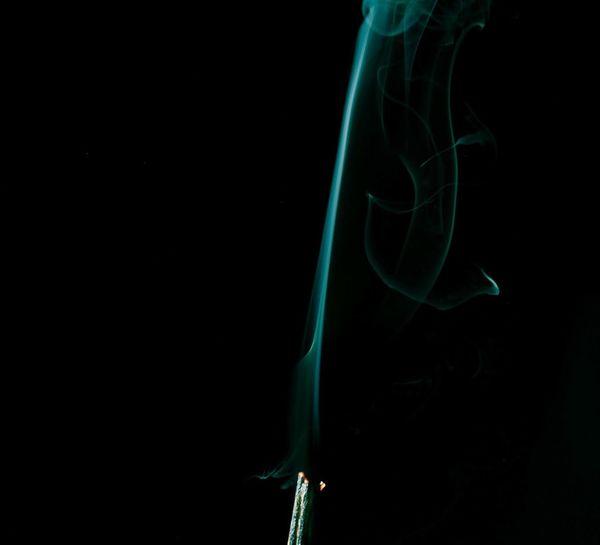 Smoke Green Smoke Of Wonders Green Black Background Flash Wood - Material Lebanon Art Art, Drawing, Creativity