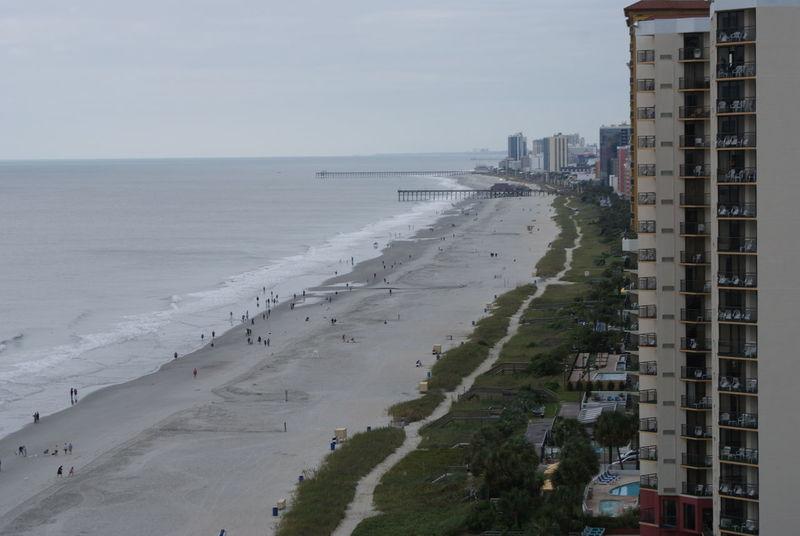 Beach City Coastline Day High Angle View Horizon Over Water Nature Sand Sea Water