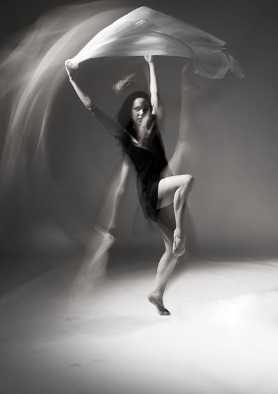 Ballett Bodyart