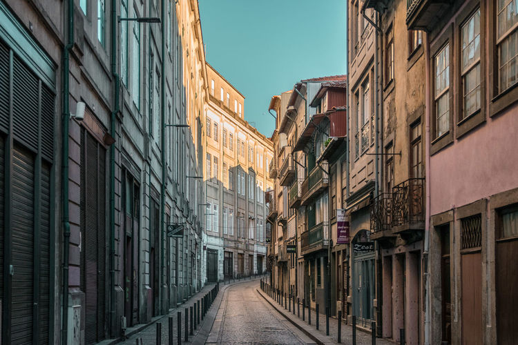 City Cityscape Porto Portugal Urbanization Citylife Europe Old Buildings Street Urban Urban Life Urban Skyline