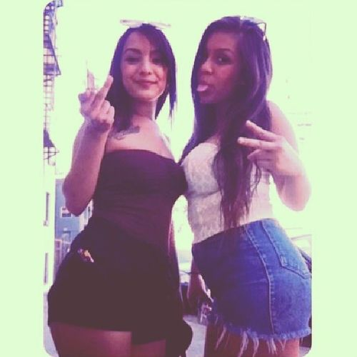 @_delikboo our good oldays 420-2013♥ Throwback