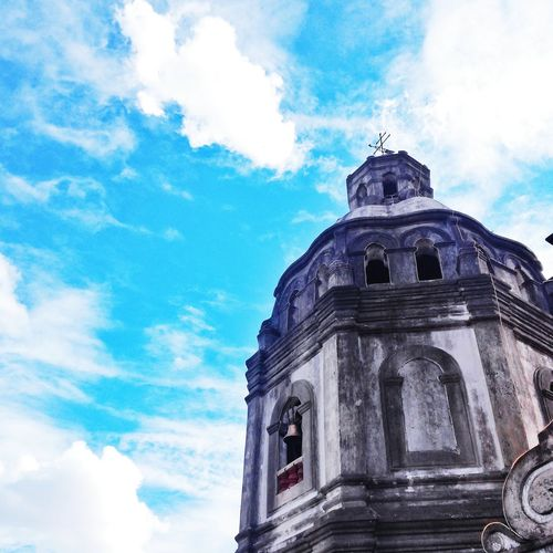 San Guillermo Parish Church EyeEm Best Shots Eye4photography  EyeEm VSCO Rule Of Thirds