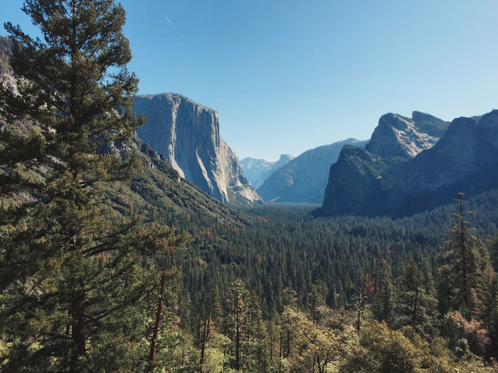 Day Geology Landscape Majestic Mountain Mountain Range Nature Nature Physical Geography Remote Rock Rock Formation Rocky Rough Scenics Snow Tranquil Scene Valley Yosemite