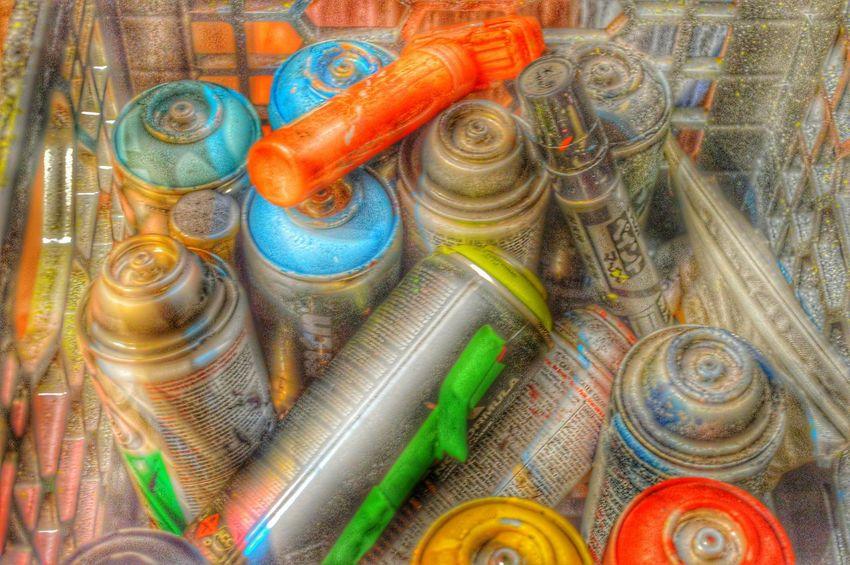 Graffiti Art Spraypaint Streetart Colors Hrd