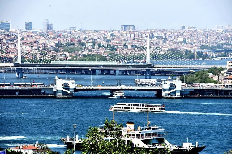 Goldenhorn Bridge