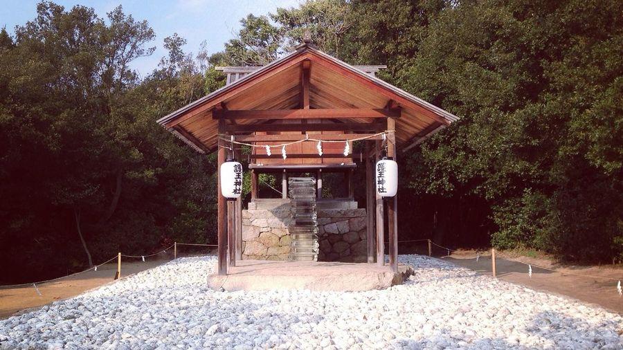 護王神社 直島 現代アート