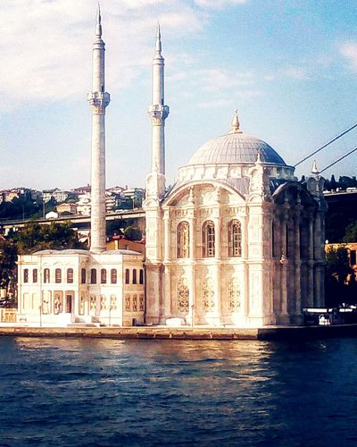 Istanbul , Turkey 2014 First Eyeem Photo Türkiye ıstanbul Tourist Istanbul - Bosphorus Sunset Water Istanbul