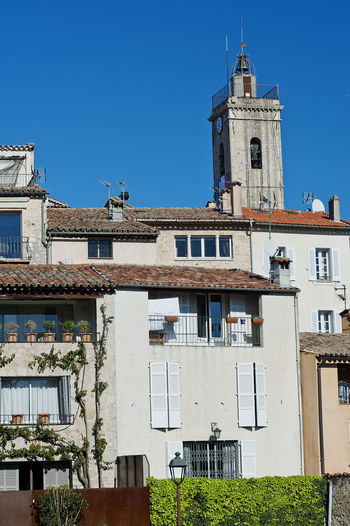Architecture Building Building Exterior Built Structure City Culture Day Exterior Façade Historic House Mougins Outdoors Religion Residential Building Residential Structure Roof Town Window