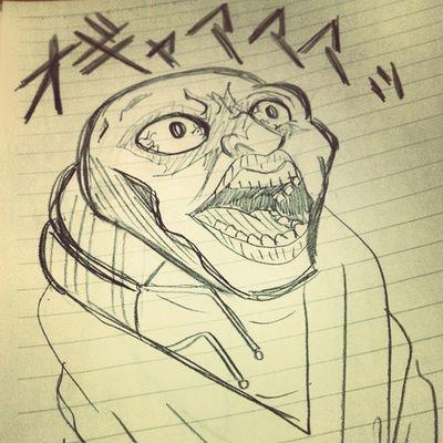ベビー版パンデモニウム(笑) Anime Comic Gintama Illust 漫画 銀魂 パンデモニウム 絵