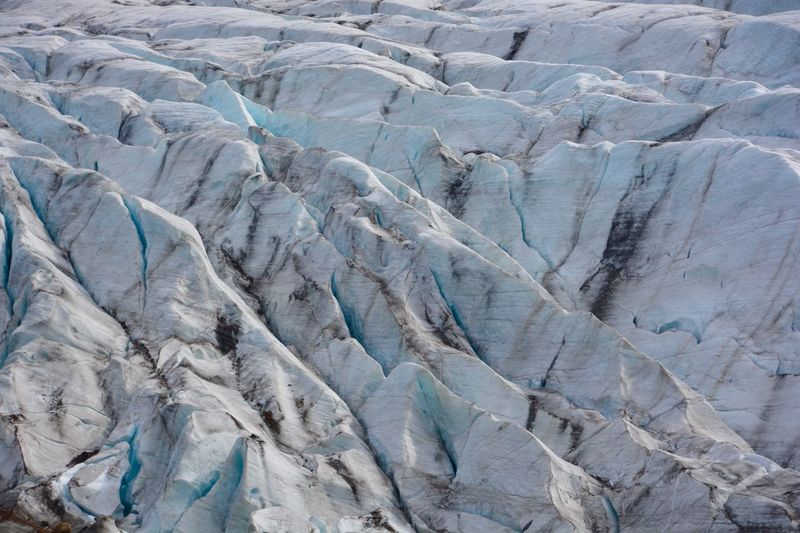Global Warming Iceland Backgrounds Blue Ice Glacier Close-up Day Drone Photography Full Frame Glacial Glacier Nature No People Outdoors Textured