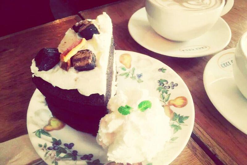 Timtam Cakes : ) / Food, 2014