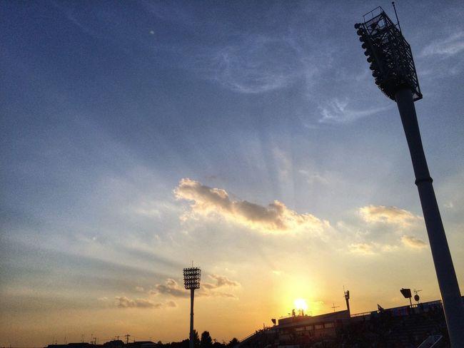 Yokohama FC Football Stadium Soccer