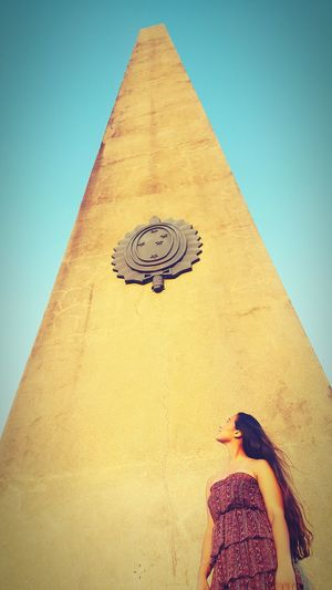 Inspired Tower Brazil Brasília Inspirational Inspired Tall Stone Memorial Amphitheater