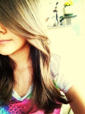 New Hair ????