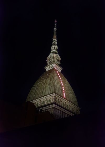 Dome Architecture Night Built Structure Travel Destinations No People Building Exterior Illuminated Outdoors