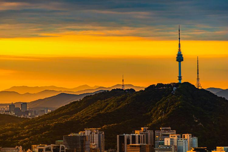 Sunrise seoul