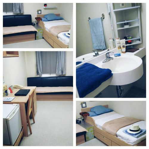 Luxury hotel Mv Hawk Hunter ready for check in.....