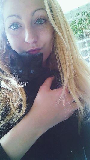 My baby.♡ Cat♡ Elsa♡