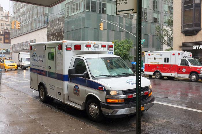 Photo of EMS emergency vehicle ambulance Ambulance Emergency Medical Service Emergency Vehicle EMS EMS Emergency Vehicle Medical Van Transport Van Vehicle