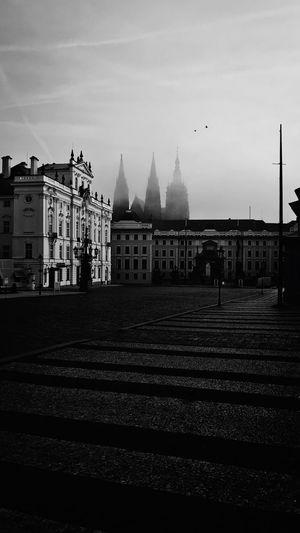 Foggy Prague