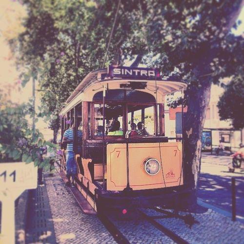 Traveling in old school mode xD Sintra