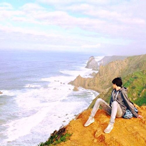 The Tourist Cabodaroca Portugal Cascais Our First Travel