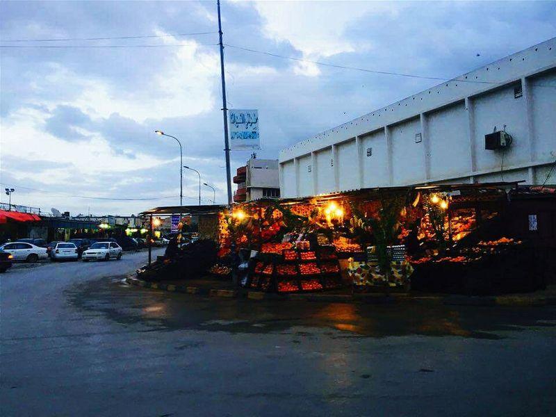 Sky City Life Street Car City Street Benghazi Libya Fruits First Eyeem Photo