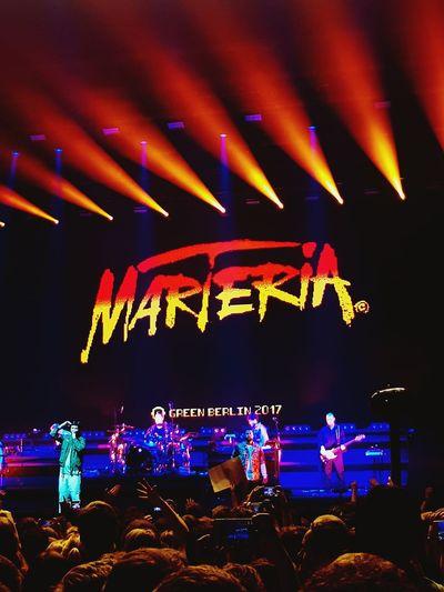 Marteria, Birthdaybash Marteria Greenberlin Marsimoto Music Popular Music Concert Crowd Audience Event Celebration