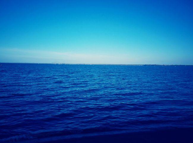 Cobalt Blue By Motorola Dnepr River Blue Sky Relaxing Beautiful Nature Beatiful Ukraine