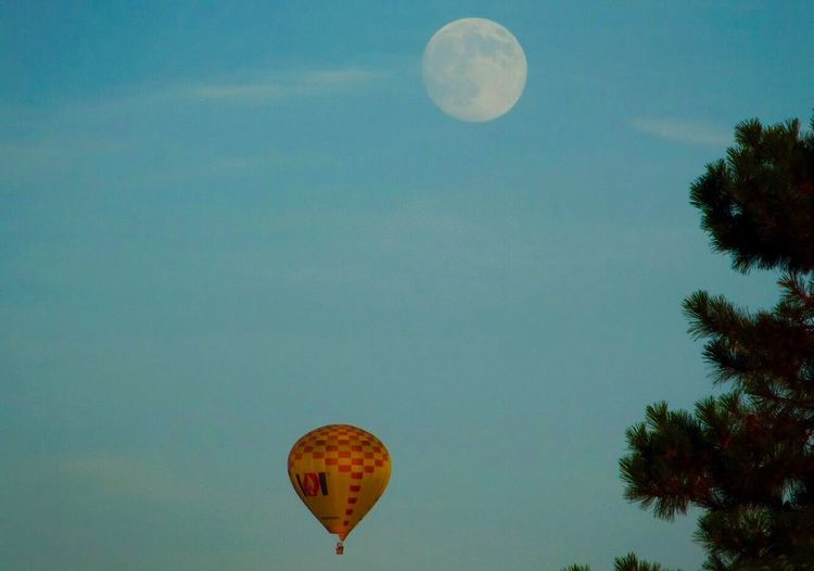 Moon Nature Sky