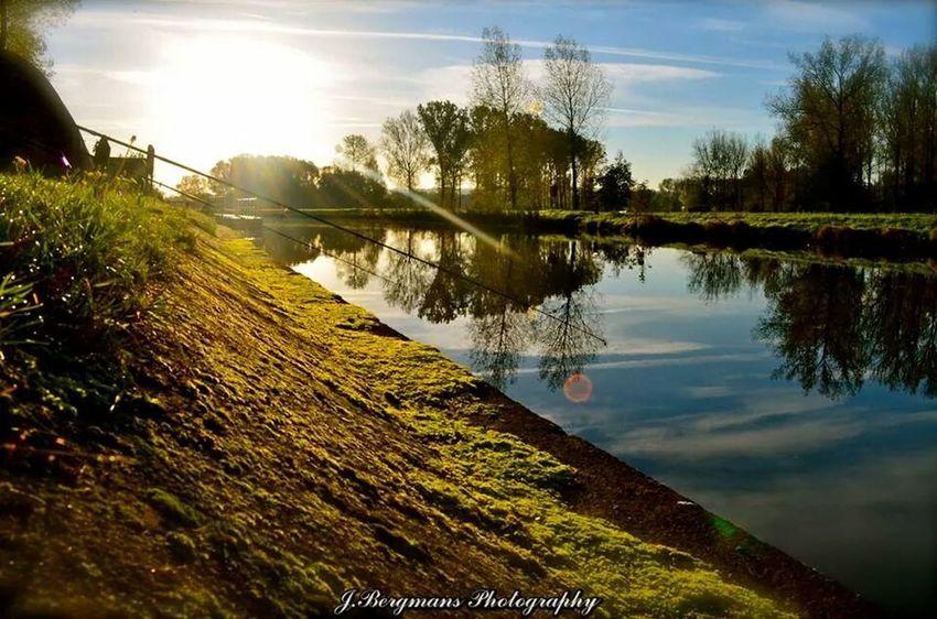 JBergmansPhotography BRGMNZ Riverside Sunrise