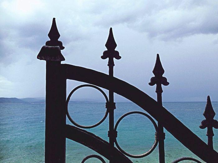 Traveling Croatia Sea Clouds And Sky