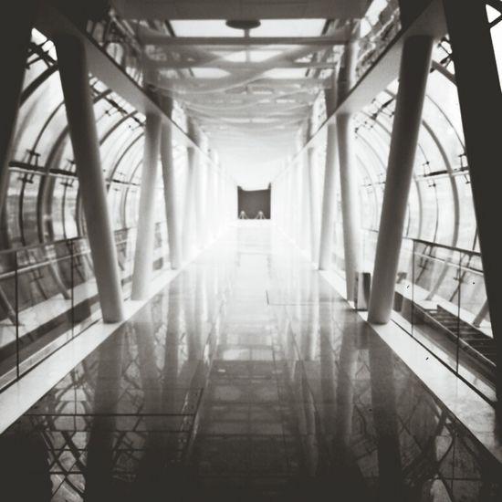 viewing gallery Bridge Blackandwhite Shopping Singapore