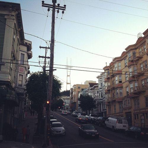San Francisco, it's been a while. Sanfrancisco Frisco Citybythebay Bayarea HomeAwayFromHome