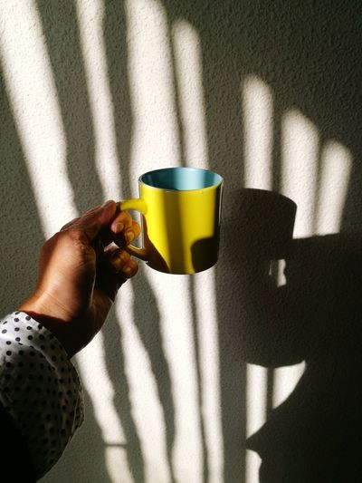 My office Shadows & Lights Minimalism Abstract Abstract Photography Yellow Light And Shadow Human Hand Drink Shadow Holding Coffee - Drink Home Interior Coffee Break Coffee Cup Close-up Personal Perspective EyeEmNewHere A New Beginning Autumn Mood 50 Ways Of Seeing: Gratitude A New Perspective On Life Capture Tomorrow My Best Photo British Culture