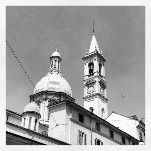 Church B &w Photography Nice italy
