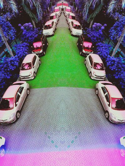 Parking Innovating ,BLUE MONDAYS ,Cars ...