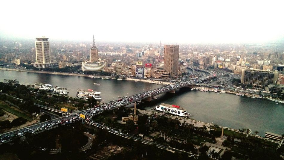القاهرة مصر برج_القاهرة Cairo Tower In Cairo Egypt