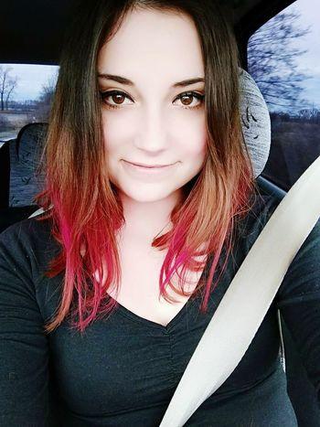 pinky :) Pink Car