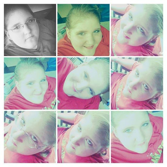 Make Up Hazel Eyes  Happy Smile Blonde_and_red_hair Bored