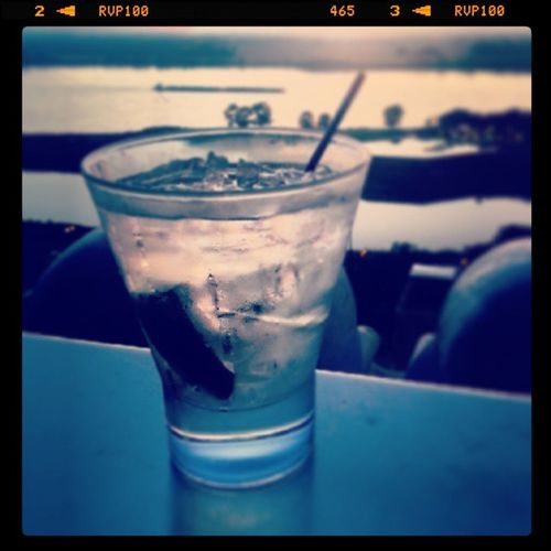Memphis gin and tonics at sunset. Sunset Ginandtonics Memphis Rooftop withmylove ourroadtrip hashtaglikevettas